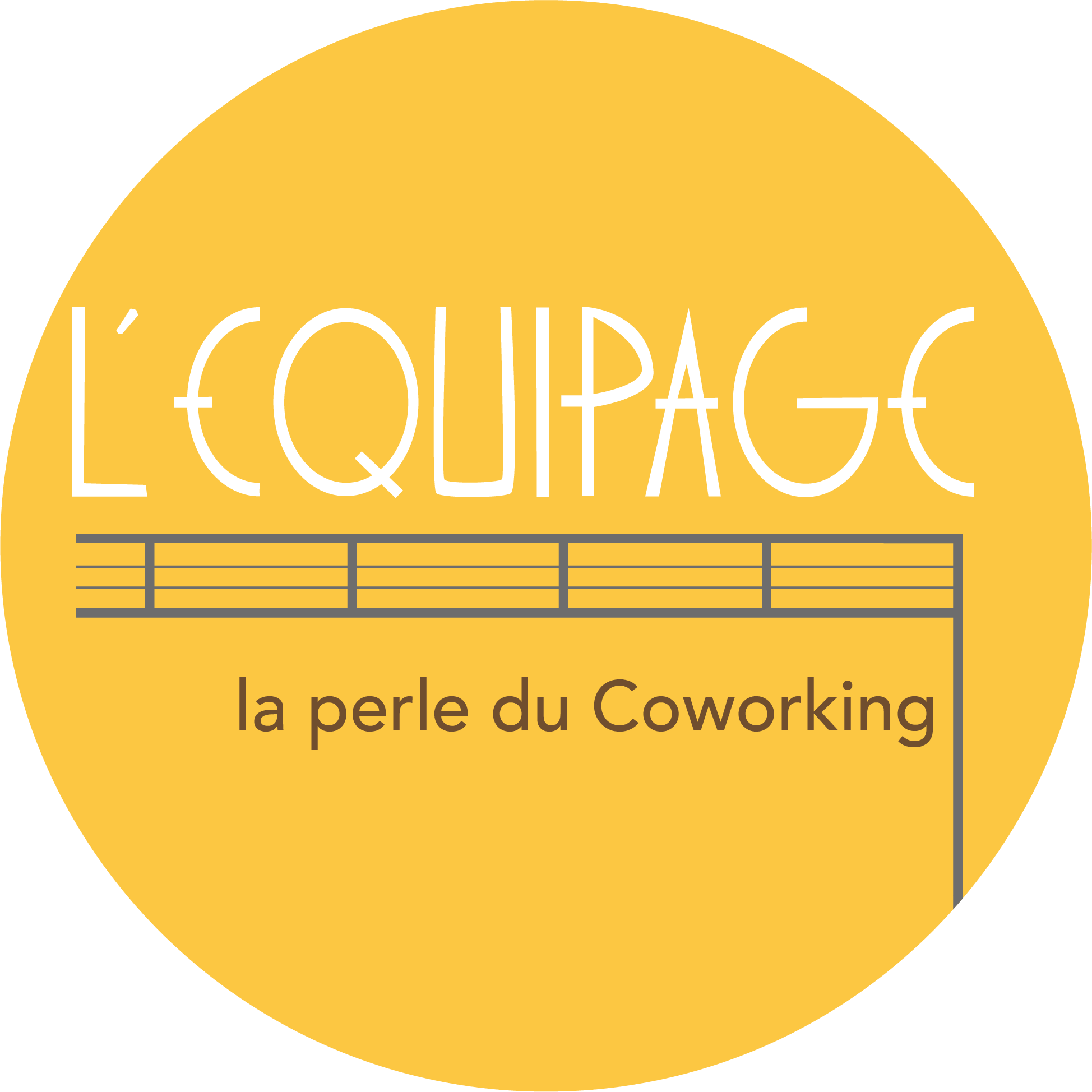 lequipage coworking logo
